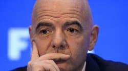Condoléances du président de la FIFA suite au décès de Amar