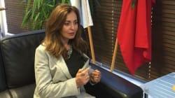 Leila Farah Mokaddem: