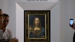 Πωλήθηκε αντί 450 εκατ. δολαρίων ο πίνακας «Salvator Mundi» του Λεονάρντο ντα
