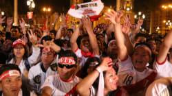 Jour férié au Pérou pour sa première qualification en Coupe du monde de foot en 36
