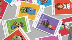 Faire découvrir l'Histoire de la Tunisie à travers un jeu de cartes éducatif, le pari fou de cette jeune étudiante en