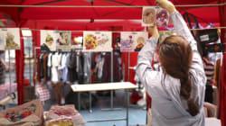 '플리마켓 주최자 사기' 피해가 늘어나고
