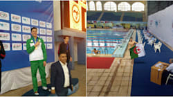 Championnat arabe de natation : Une médaille d'or pour