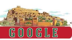 Quand Google célèbre la fête de l'indépendance