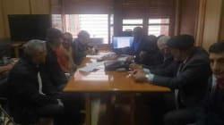 Installation du comité de soutien à Hadda