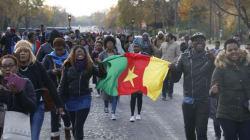 Διαδήλωση στο Παρίσι κατά της πώλησης μεταναστών- σκλάβων στη