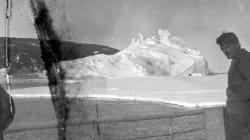 100년 동안 남극에 묻혀있던 필름을