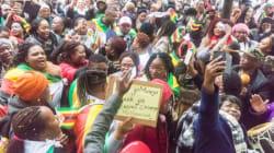 Zimbabwe: Mugabe rencontre l'armée après des manifestations
