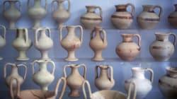 26 αρχαία αντικείμενα που είχαν απομακρυνθεί παράνομα κατά την Κατοχή, επιστρέφουν σπίτι