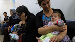 Ιράκ: Μεταφορά περίπου 300 γυναικών και παιδιών αλλοδαπών τζιχαντιστών από Μοσούλη προς Βαγδάτη για να