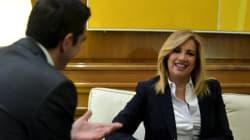 Τσίπρας: Ελπίζω η εκλογή της Φ. Γεννηματά να συμβάλει στον διάλογο μεταξύ των προοδευτικών