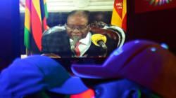 Zimbabwe: Robert Mugabe refuse de