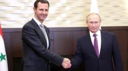 Poutine rencontre Assad à la veille d'un sommet Russie-Iran-Turquie sur la