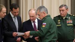 Poutine vante les succès militaires d'Assad avant un sommet avec l'Iran et la
