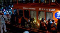 Espagne: les migrants interceptés, dont les Algériens, seront retenus dans une