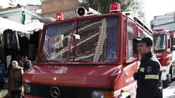 Ημιβύθιση τουριστικού σκάφους στη Γλυφάδα μετά από πυρκαγιά. Ζημιές σε άλλα δυο
