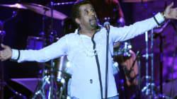 Cheb Khaled en concert à Djeddah en