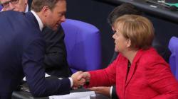 Γερμανία: Ανοιχτό το FDP σε διαπραγματεύσεις με τους συντηρητικούς και τους Πράσινους με μία