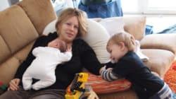 An alle, die uns Mütter kurz nach der Geburt besuchen - es gibt etwas, das ihr wissen