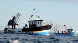 Un cadavre découvert par un bateau de pêche au large de