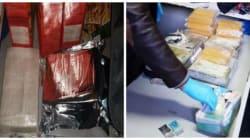 À Tanger, des kilos de drogue cachés dans des boîtes de