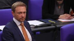 Satire: Christian Lindner im Gespräch mit dem Bundespräsidenten und die