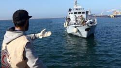 Migrants: 30 morts, 40 disparus et 200 survivants d'un nouveau naufrage au large de la
