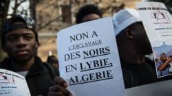 Violences à Bruxelles après une manifestation contre l'esclavage en