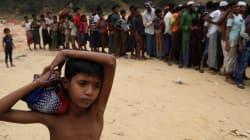 Les Rohingyas seront rapatriés dans des abris temporaires en