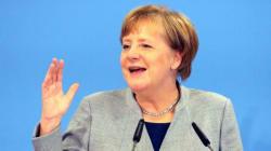 '최대 위기' 메르켈에게 날아든 희소식