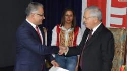 Fusion entre le Parti national unifié de Mohamed Jegham et le Mouvement Machrou Tounes de Mohsen Marzouk