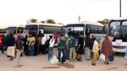 Rapatriement de migrants subsahariens: