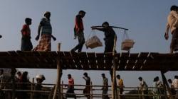 LOVE ARMY: Des personnalités françaises au Bangladesh, décident d'aider le peuple Rohingya en utilisant les réseaux