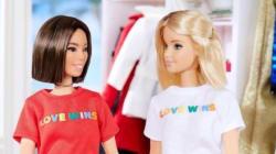 Η νέα Barbie στηρίζει τα δικαιώματα της ΛΟΑΤΚΙ κοινότητας και δηλώνει πως «Η Αγάπη