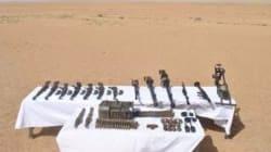 Une cache d'armes lourdes découverte à Bordj Badji