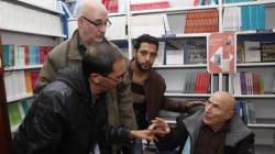 M. Rachid Boudjedra, l'enfant algérien ne parle pas la langue