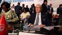 Béji Caid Essebsi: Le sommet UA-UE redonne de