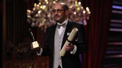 L'acteur tunisien Raouf Ben Amor remporte le prix du meilleur interprète masculin au Festival international du film du Caire...