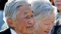 L'empereur du Japon quittera le trône le 30 avril