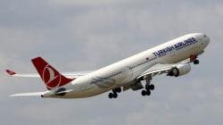 Un avion de Turkish Airlines atterrit en urgence à cause du nom d'un réseau
