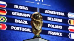 Suivez en direct le tirage au sort de la Coupe du monde