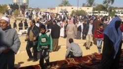 Egypte: foule de fidèles dans une mosquée une semaine après un
