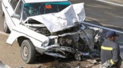 Deux personnes trouvent la mort dans un accident à Sidi Allal
