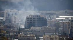 L'Arabie saoudite bombarde Sanaa pour soutenir les partisans de Ali Abdallah Salah contre les