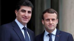 Macron suscite la colère en Irak après avoir appelé à démanteler la milice
