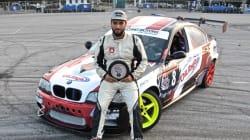 Le Tunisien Nassim Saad participera le 8 décembre prochain à la finale régionale de drift au