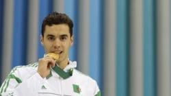 Championnats de France (petit bassin)/100m nage libre: l'Algérien Sahnoune en