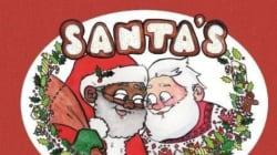 Dans ce livre pour enfants, le père Noël est noir et