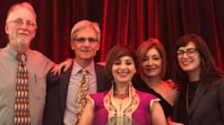 L'activiste tunisienne Amna Guellali reçoit le prix POMED des leaders de la démocratie à