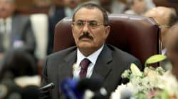 Ali Abdallah Saleh, ex-président du Yémen, a été